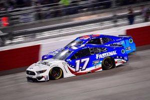 Chris Buescher, Roush Fenway Racing, Ford Mustang Fastenal, Erik Jones, Richard Petty Motorsports, Chevrolet Camaro Petty's Garage