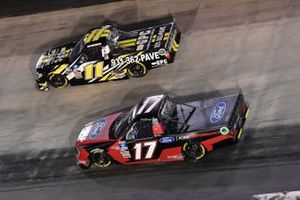 Clay Greenfield, Spencer Davis, Toyota Tundra Rackley Roofing/Greenfield Pavement, Taylor Gray, Team DGR, Ford F-150 Ford