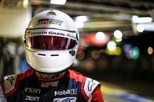Toyota Gazoo Racing monteur
