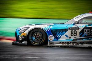 #89 AKKA ASP Mercedes-AMG GT3: Timur Boguslavskiy, Felipe Fraga, Lucas Auer