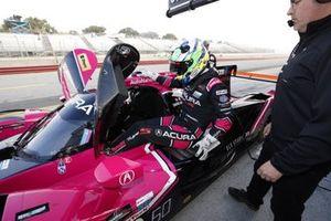 #60: Meyer Shank Racing w/Curb-Agajanian Acura DPi, DPi: Olivier Pla, Dcrew members