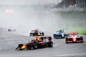 Ayumu Iwasa, Hitech Grand Prix, Olli Caldwell, Prema Racing, Calan Williams, Jenzer Motorsport