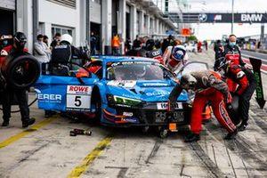 #5 Phoenix Racing Audi R8 LMS GT3: Vincent Kolb, Frank Stippler, Kelvin Van Der Linde