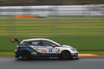 Cosimo Barberini, Carlotta Fedeli, Cupra Racing, Cupra TCR DSG