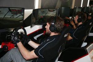 Piloti della Carrera eSport Cup