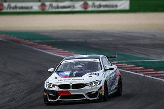#207 BMW M4 GT4, BMW Team Italia: Fascicolo-Guerra-Fontana