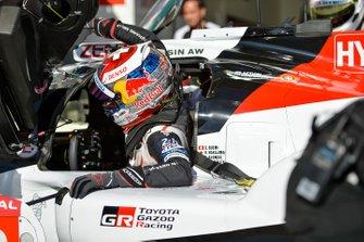 #8 Toyota Gazoo Racing Toyota TS050: Sébastien Buemi