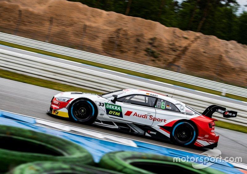 № 33 – Рене Раст, Audi RS 5, команда – Audi Sport Team Rosberg