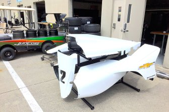 Juncos Racing bodywork