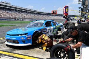 David Starr, Means Motorsports, Chevrolet Camaro LOADCHASE.COM