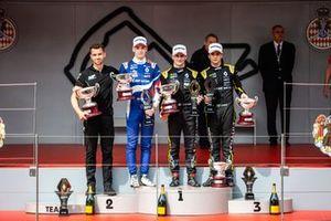 Victor Martins, MP motorsport, Caio Collet, R-ACE G, Alexander Smolyar, R-ACE GP