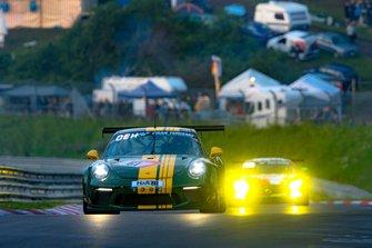 #61 Team 9und11 Racing Porsche 991 GT3 Cup: Tim Scheerbarth, Ralf Oehme, Georg Goder, Martin Schlüter