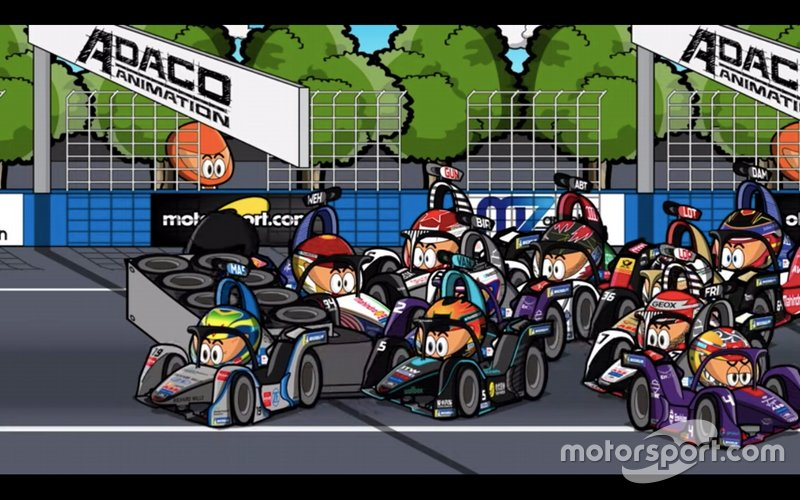El ePrix de Suiza 2019, por MinEDrivers