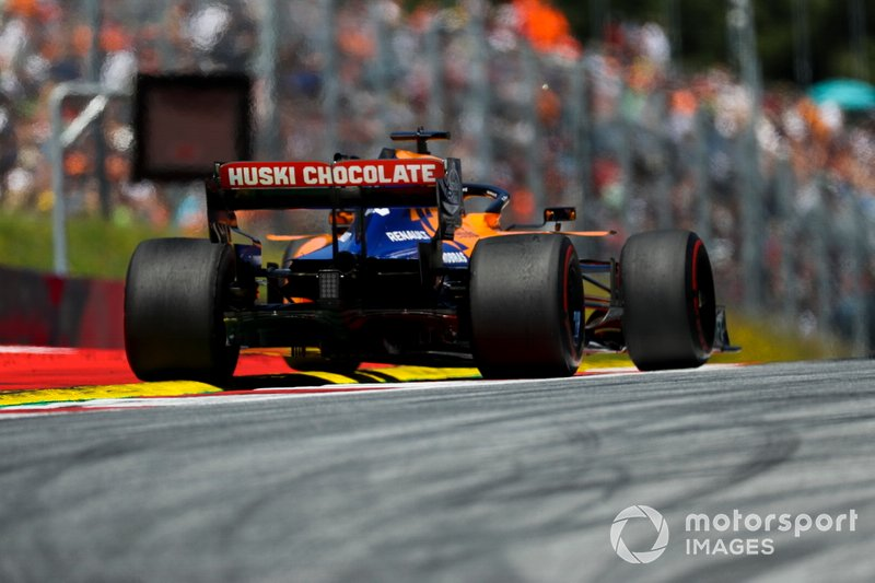 20: Carlos Sainz Jr., McLaren MCL34, 1'13.601 (punido, vai largar do fundo do grid)
