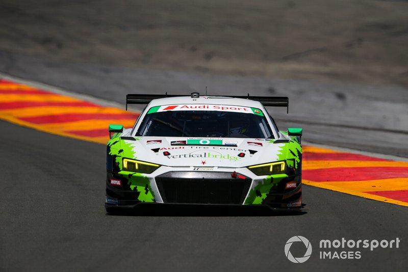 #8 Starworks Motorsport Audi R8 LMS GT3, GTD: Parker Chase, Ryan Dalziel, Daniel Morad