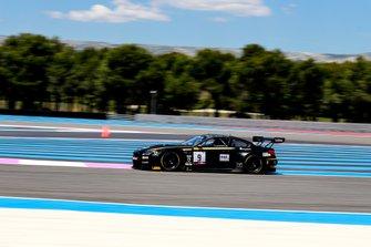 #9 Boutsen Ginion BMW M6 GT3: Karim Ojjeh, Marc Rostan, TBC