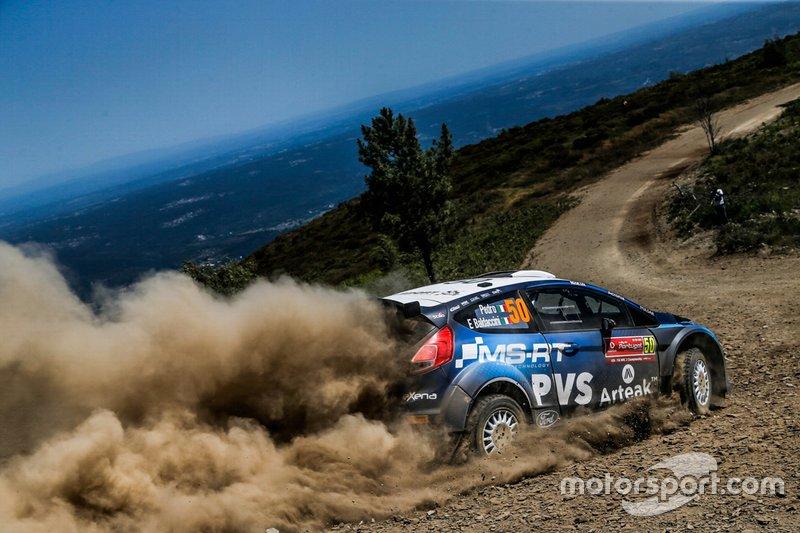 Pedro Meireles, Emanuele Baldaccini, M-Sport Ford WRT Ford Fiesta WRC