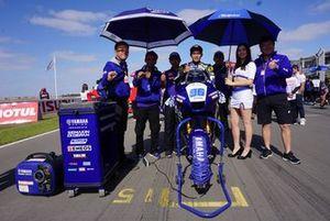 Anggi Setiawan, Yamaha Racing Indonesia