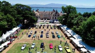 Concours d'Elégance Suisse, vue d'ensemble
