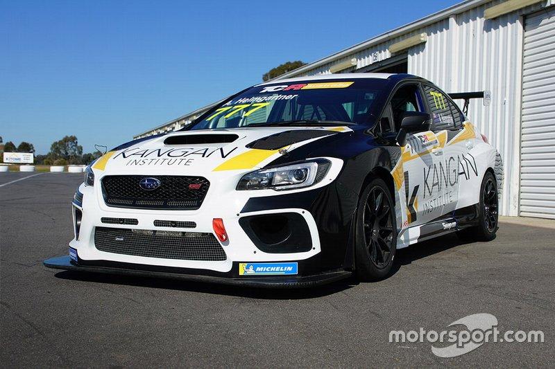 Andre Heimgartner, Kelly Racing