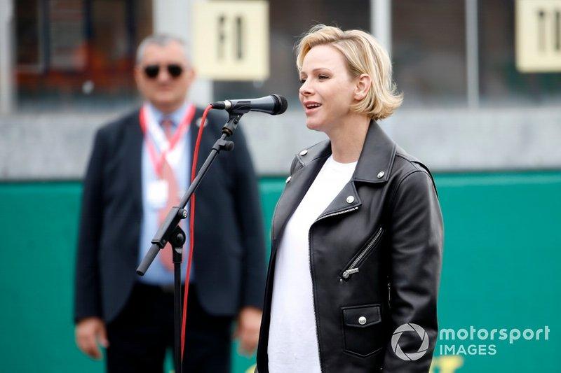 Charlène, Principessa di Monaco