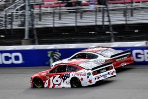 Ryan Newman, Roush Fenway Racing, Ford Mustang Coca Cola