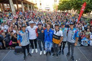 MotoGP Pre-event in Barcelona