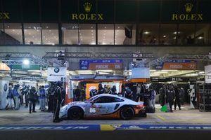 Майкл Уэйнрайт, Бенджамин Баркер, Томас Прайнинг, Gulf Racing UK, Porsche 911 RSR (№86)