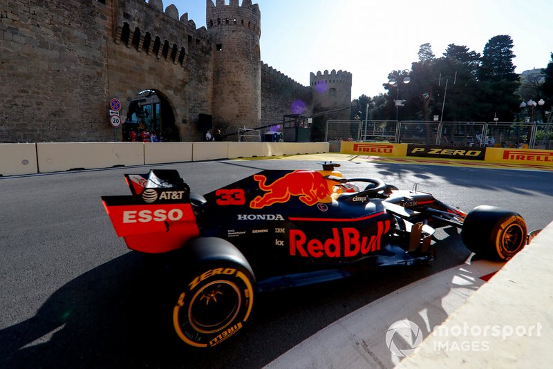4: Max Verstappen, Red Bull Racing RB15, 1'41.069