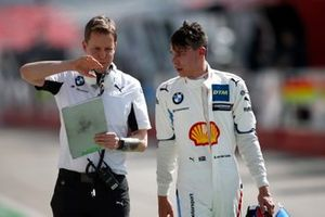 Шелдон ван дер Линде, BMW Team RBM