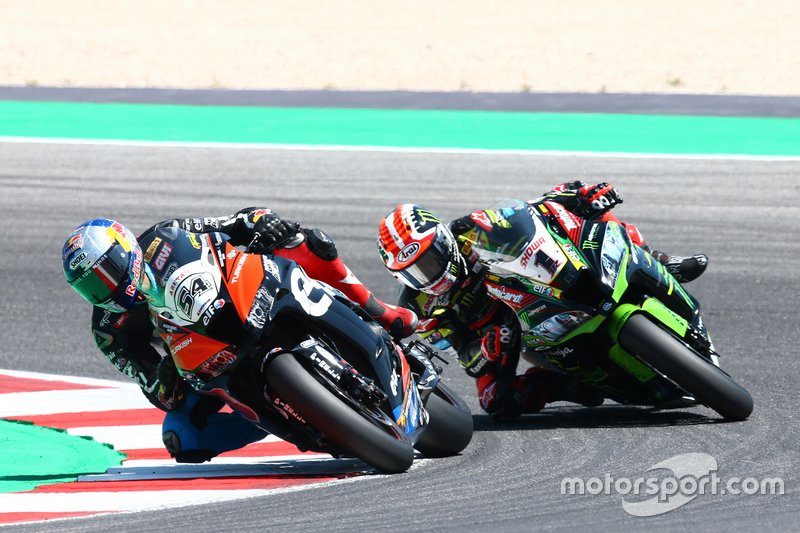 Toprak Razgatlioglu, Turkish Puccetti Racing e Jonathan Rea, Kawasaki Racing Team
