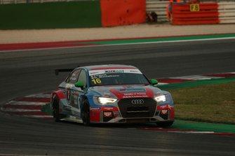 Montalbano-Palanti, BF Motorsport, Audi RS3 LMS TCR DSG