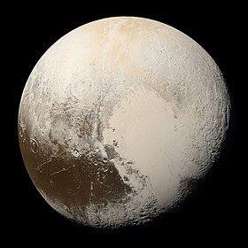 Plutão deixava de ser um planeta