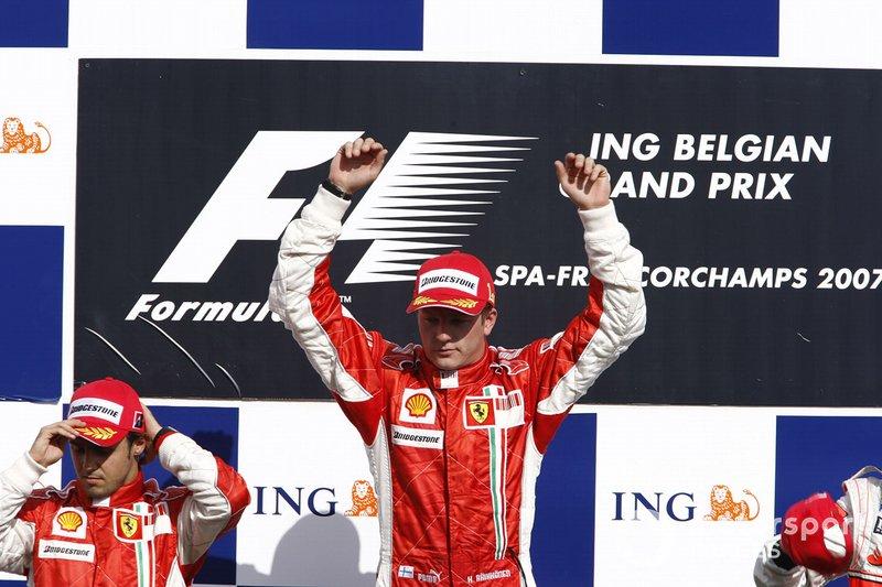 #13 GP de Bélgica 2007
