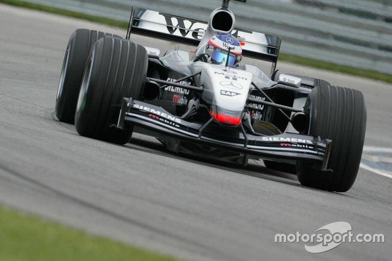 McLaren MP4/17D (2003)