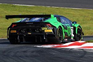 #72 Barwell Motorsport Lamborghini Huracan GT3 EVO: Adam Balon, Phil Keen