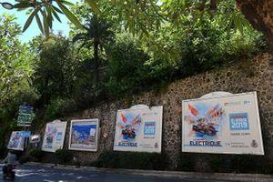 Monaco ePrix borden