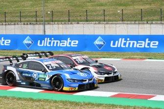 Philipp Eng, BMW Team RMR, BMW M4 DTM, e Timo Glock, BMW Team RMR, BMW M4 DTM