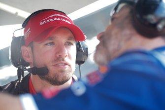 Ed Jones, Ed Carpenter Racing Scuderia Corsa Chevrolet, engineer
