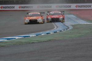 Jamie Green, Audi Sport Team Rosberg, Audi RS 5 DTM, Loic Duval, Audi Sport Team Phoenix, Audi RS 5 DTM