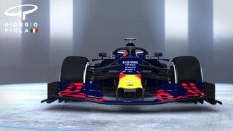 Інноваційна підвіска Red Bull RB15 в Монако
