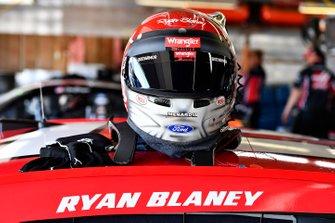 Ryan Blaney, Team Penske, Ford Mustang Menards/Wrangler Riggs