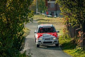 Marek Suder, Marcin Kowalik, Ford Sierra Cosworth 4x4