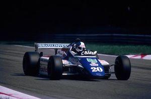 Chico Serra, Fittipaldi F9