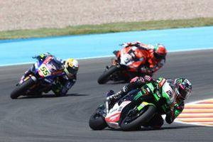 Alex Lowes, Kawasaki Racing Team WorldSBK, Andrea Locatelli, PATA Yamaha WorldSBK Team, Michael Ruben Rinaldi, Aruba.It Racing - Ducati