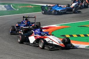Roman Stanek, Charouz Racing System et Clement Novalak, Carlin