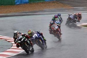 Manuel Gonzalez, Kawasaki ParkinGO Team, Steven Odendaal, EAB Ten Kate Racing