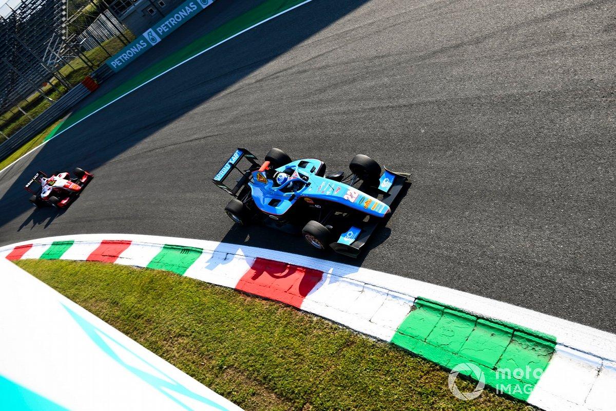 Matteo Nannini, Jenzer Motorsport, Oscar Piastri, Prema Racing