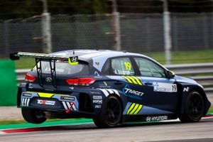 Andreas Bäckman, Target Competition, Hyundai i30 N TCR