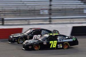 Mason Massey, B.J. McLeod Motorsports, Chevrolet Camaro Koolbox Ice Joe Graf Jr., SS Green Light Racing, Chevrolet Camaro Bucked Up Energy